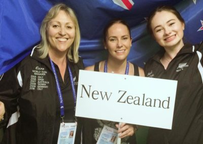 NZ at Worlds 2016 Opening Ceremony