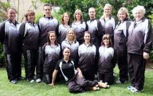 Full NZ world team 2007