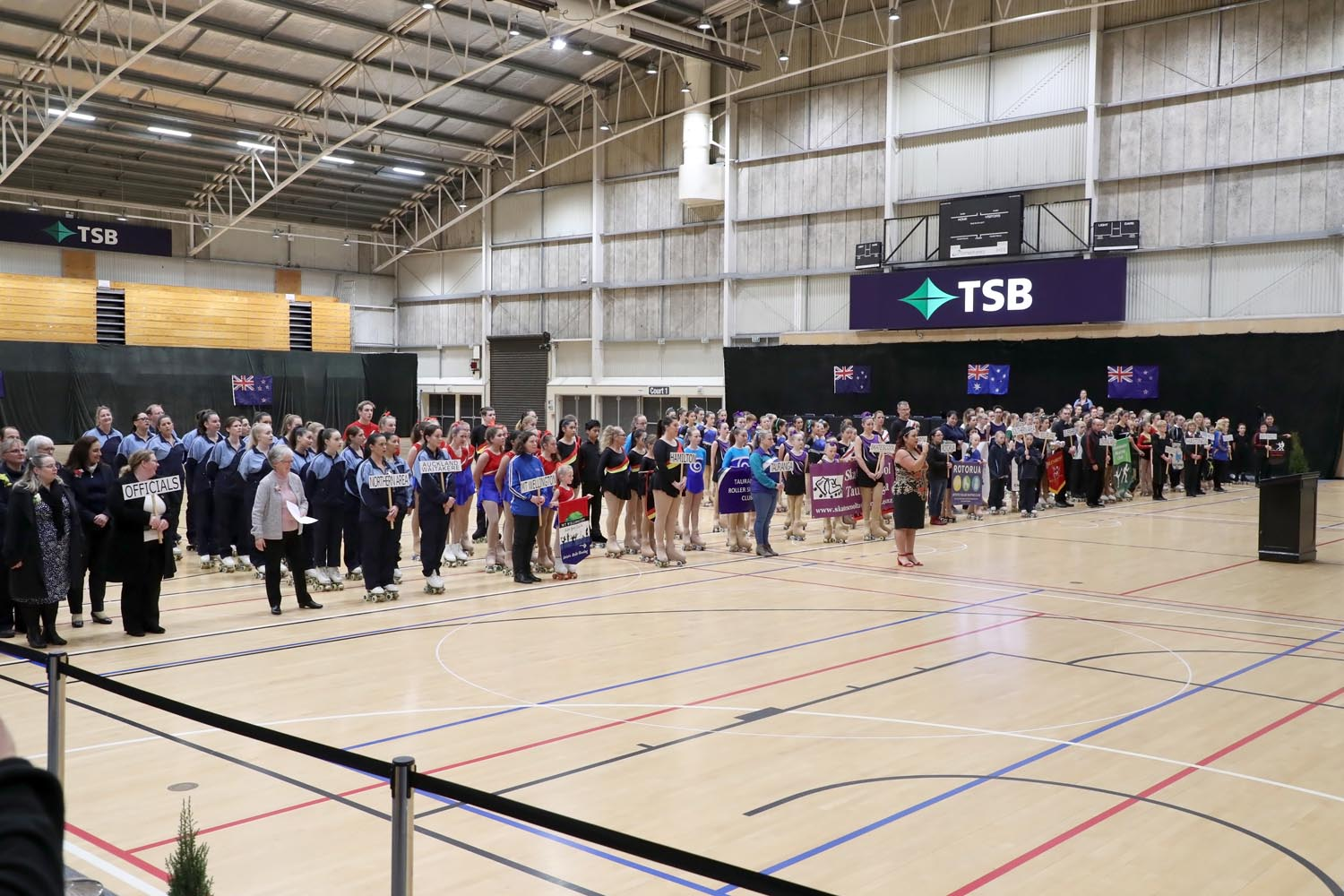 2019 NZ Champs Opening Ceremony (2)